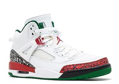 Nike Air Spizike Basketball-Schuhe 315371-125 Kaufen Online-Shop