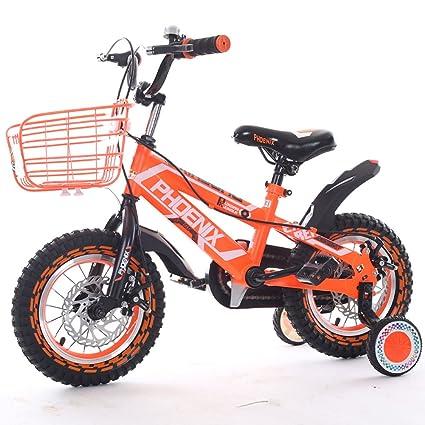 Bicicleta para niños Yhz 2-9 años de Edad Unisex 12/14/16