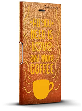 iphone 8 quote flip case