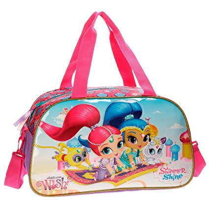 Shimmer and Shine-Sac de Voyage Shimmer and Shine 4qNs9k