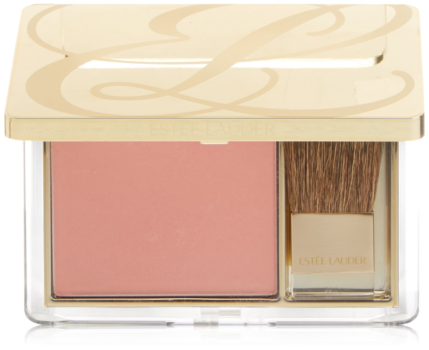 Estee Lauder Pure Color No. 08 Peach Passion for Women Blush, Fresh Sheer, Shimmer, 0.24 Ounce