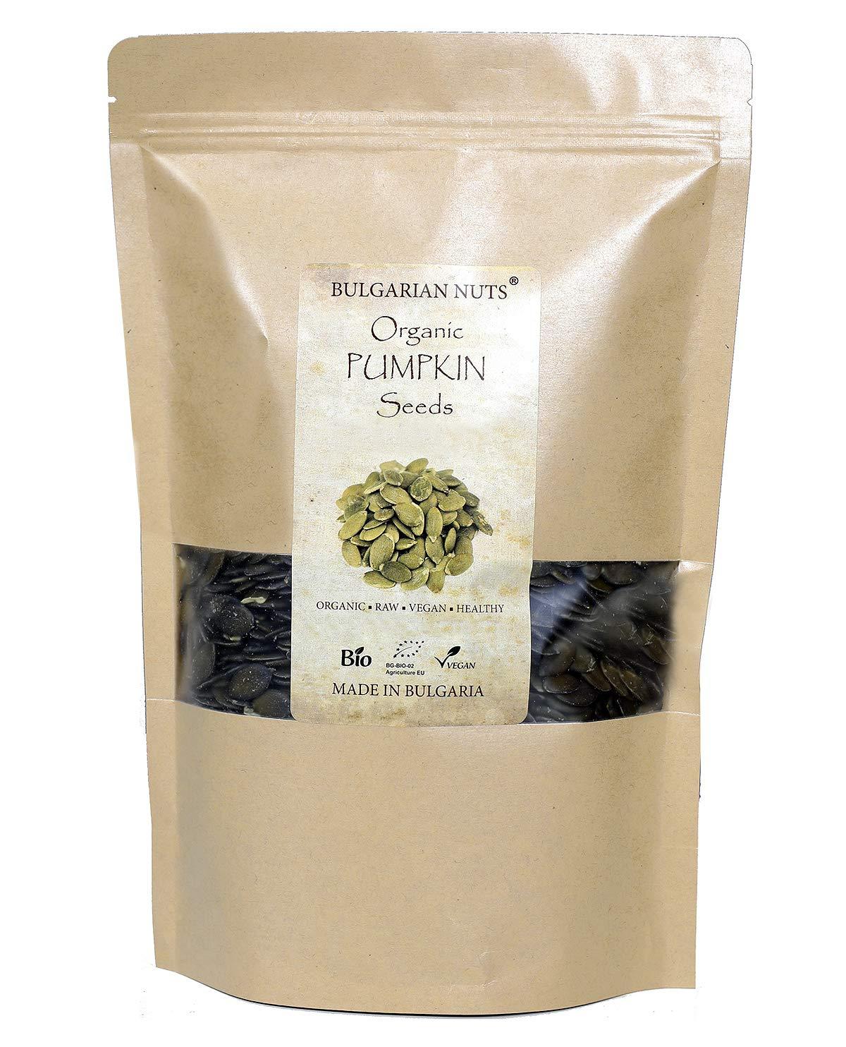 1 kg Semillas de calabaza cruda orgánicas directamente de la ...