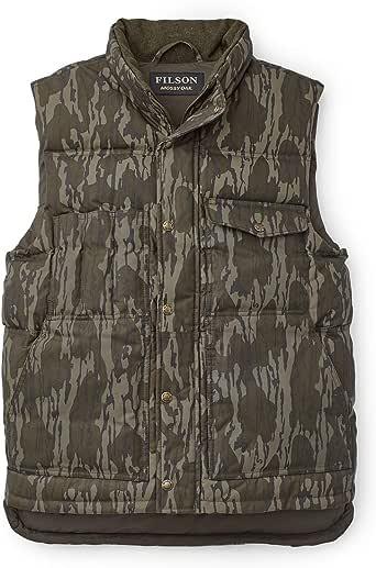 Filson X Mossy Oak Down Cruiser Vest