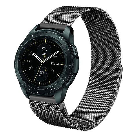 Fintie Bracelet Compatible avec Galaxy Watch 42mm/Samsung Gear S2 Classic/Gear Sport Smart