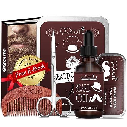 Amazon.com: Kit de cuidado de barba y juego para hombres ...