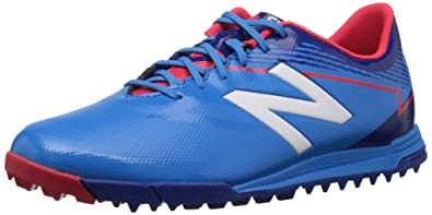 New Balance Boys  Furon 3.0 Dispatch Turf Soccer Shoe Bolt Team Royal 3.5 M 1102e754c2368