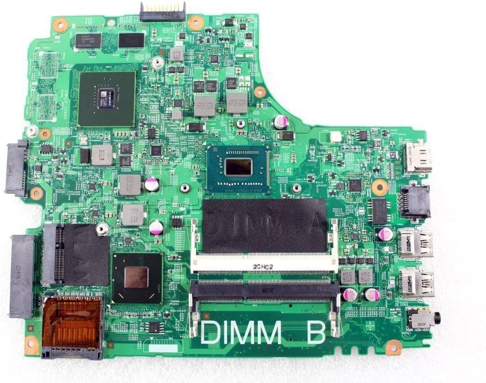 Dell Inspiron 14R 5421 Intel Pentium 2117U SR0VQ Motherboard DCTDH 5J8Y4