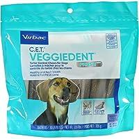 Virbac C.E.T. VeggieDent FR3SH Tartar Control Chews For Dogs