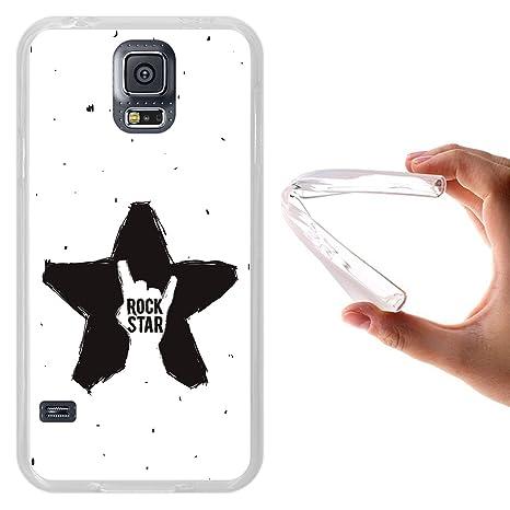 WoowCase Funda Samsung Galaxy S5, [Samsung Galaxy S5 ] Funda ...
