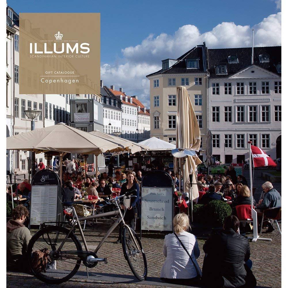 ILLUMS(イルムス) ギフトカタログ コペンハーゲンコース (包装済み/ノキアブラウン) ショッピングバッグ付き(S82) B07FFQDZJ3  (包装済み+ショッピングバッグ付き)