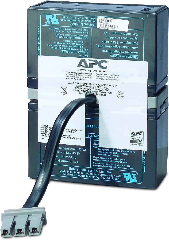 Apc Rbc33 Ersatzbatterie Für Unterbrechungsfreie Computer Zubehör