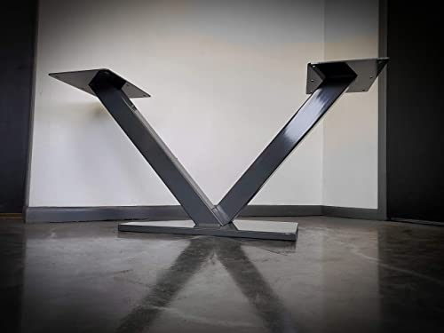 Converge Style Metal Table Base