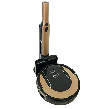 Shark ION Robot Vacuum Cleaning System S86 Rose Gold|Hepa Anti-Allergen RV852