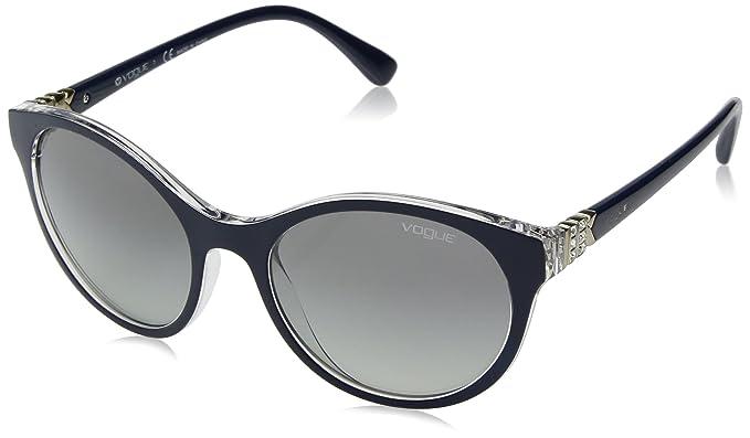 Vogue 0Vo5135Sb, Gafas de sol para Mujer, Top Dark Blue ...