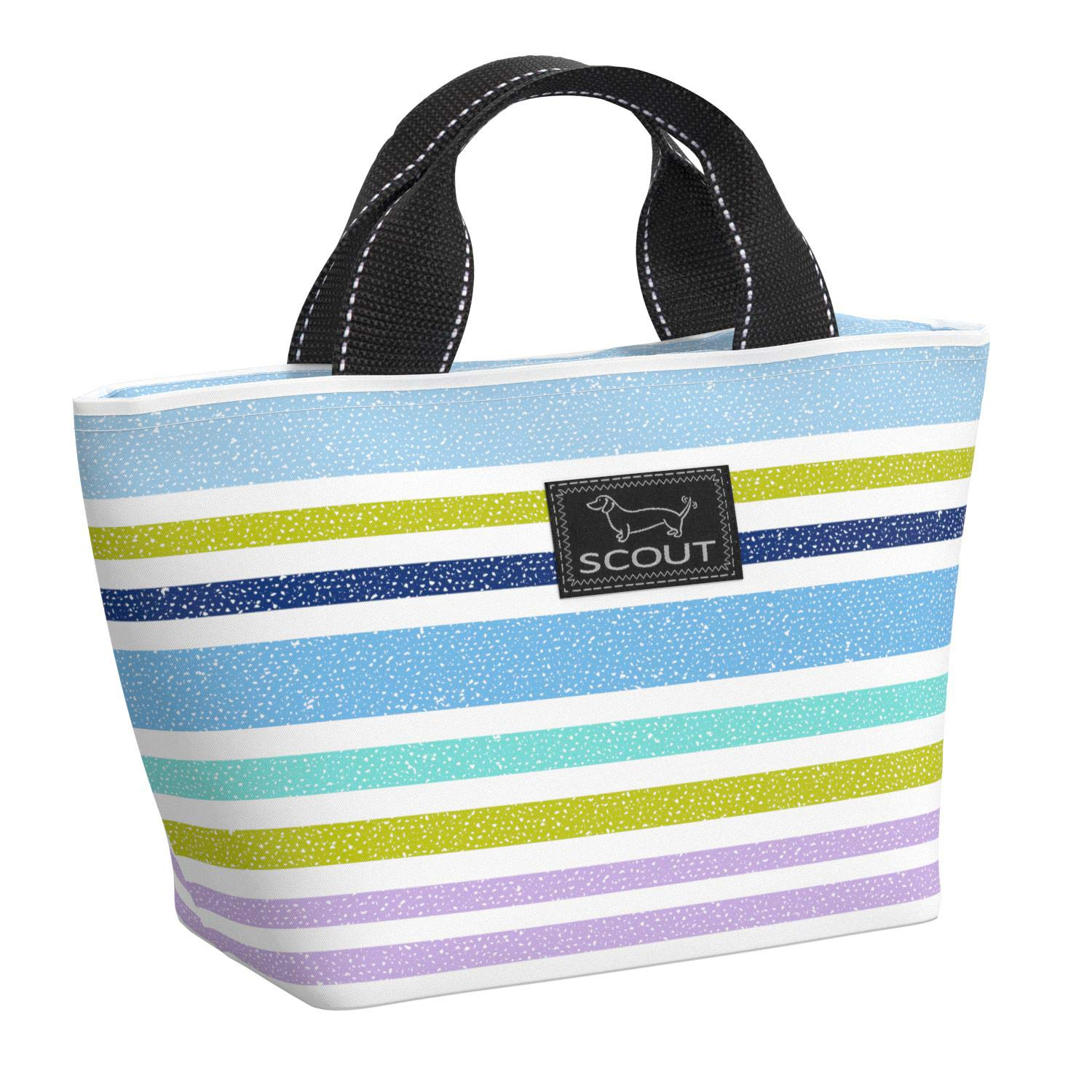9a2bc74484b Amazon.com: SCOUT NOONER Insulated Lunch Bag for Women, Water-Resistant  Soft Cooler Lunch Tote with Zipper Closure (Multiple Patterns Available):  Kitchen & ...