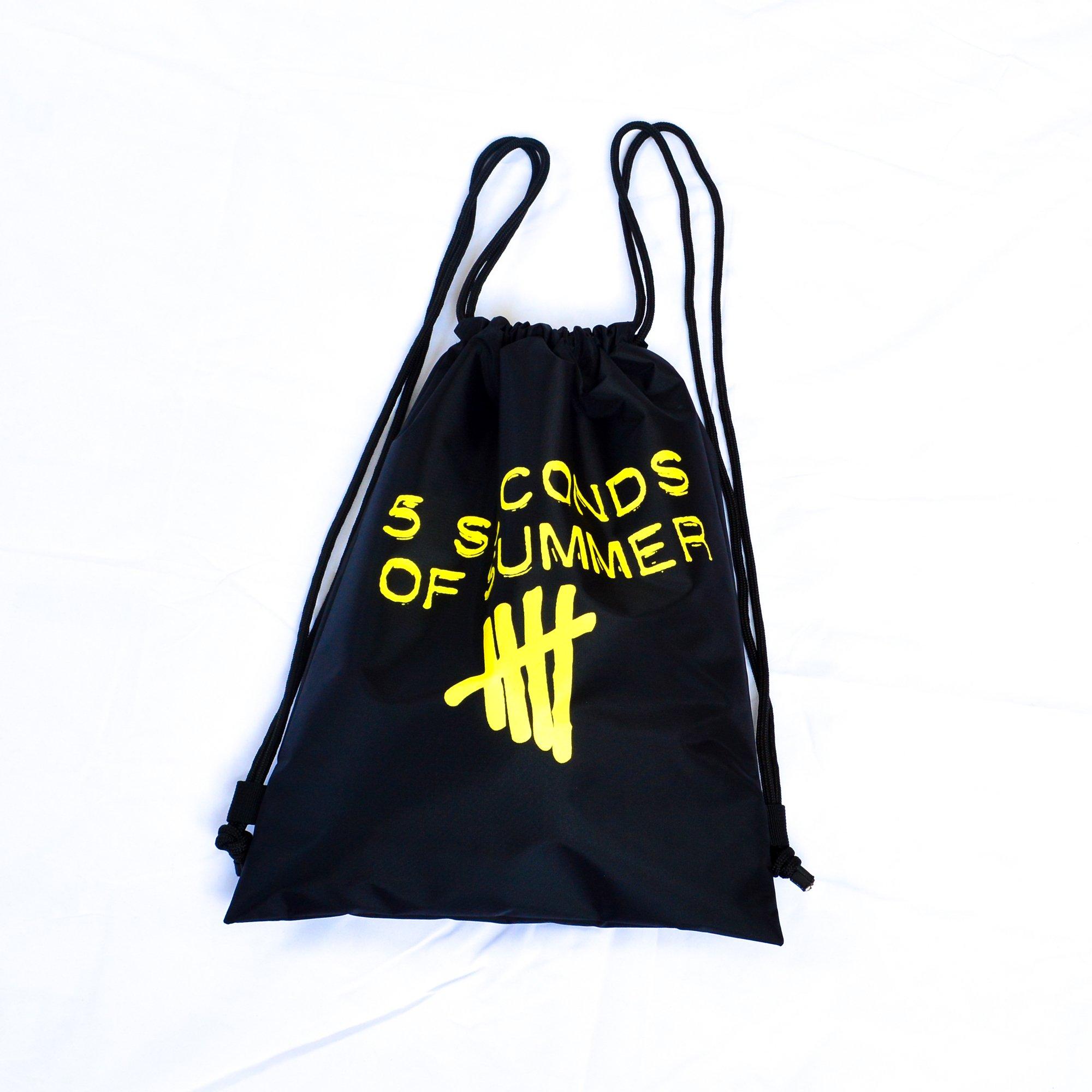 DrawString Bag 5 Seconds of Summer String Bags 187 by chakshop (Image #2)