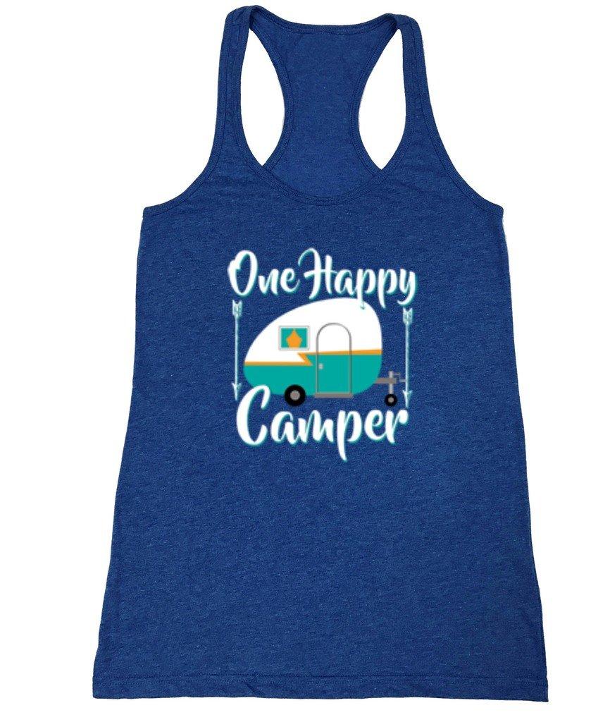 Promotion & Beyond P&B One Happy Camper Women's Tank Top
