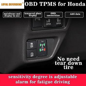 Baird Stone Tire Pressure Sensor OEM PMV-108M Fits for 07-12 Honda CR-V Accord