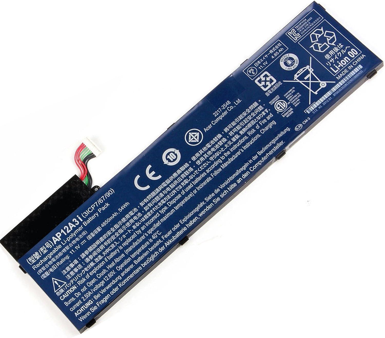 Scit4850mah 54wh Laptop Battery for Acer Aspire Timeline Ultra U M3-581TG M5-481TG AP12A3i AP12A4i