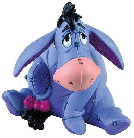 7c345b3ef3b Bullyland 12343 - Walt Disney Winnie Pooh - Hi-Ho  Amazon.it  Giochi ...