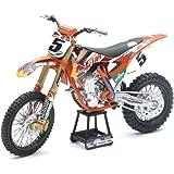 NewRay 1:6 KTM 450 Sx F Die-Cast Dirt Bike