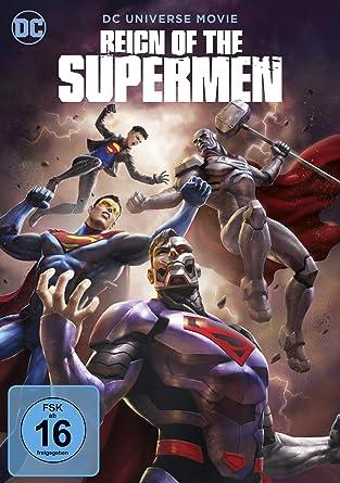 Reign of the Supermen [Alemania] [DVD]: Amazon.es: Sam Liu ...