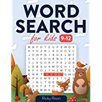 Word Search For Kids 9-12: Activity-based learning to keep your child entertained
