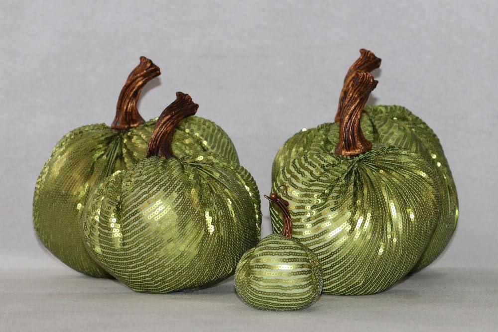 Amazon Com Rg Style 5 Piece Luscious Bling Scales Of Sequins Velvet Set Inflatable Pumpkin