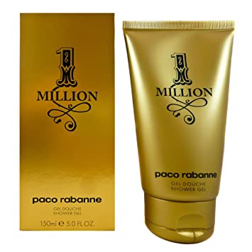 Amazoncom Paco Rabanne One Million Shower Gel 150ml51oz Health