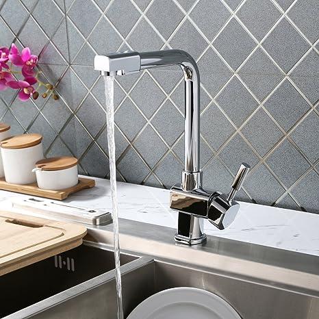 Homelody®-Miscelatore classico per rubinetto cromato pivotage ...