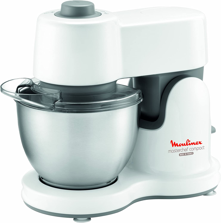 Moulinex Masterchef Compact - Robot de cocina (Color blanco, 360 ...