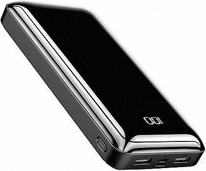 Amazon.com: Bextoo - Cargador portátil de batería de 30000 ...