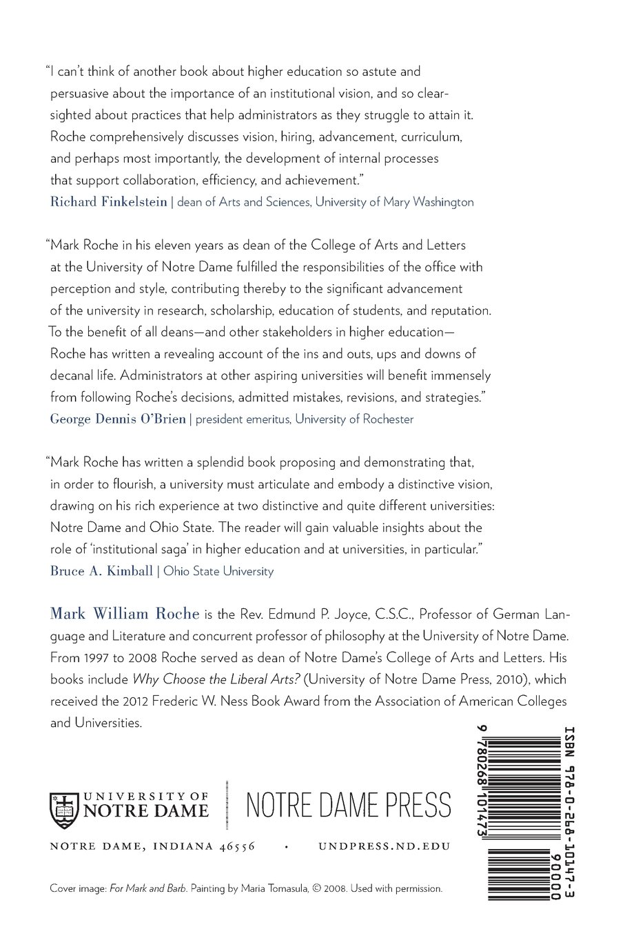 Realizing The Distinctive University: Vision And Values, Strategy And  Culture: Mark William Roche: 9780268101473: Amazon: Books