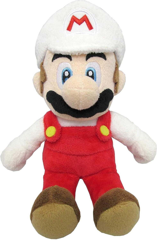 Amazon Com Sanei Super Mario All Star Collection 9 5 Fire Mario