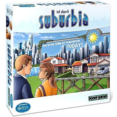 Suburbia: Toys & Games