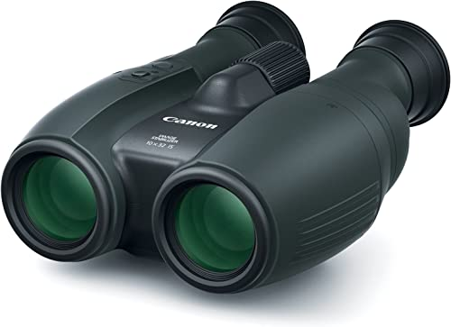 Canon Cameras US 10X32 is Image Stabilizing Binocular, Black 1372C002