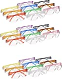 Gateway Safety 3699 Colorful GSXHih StarLite Gumballs Safety Glasses, Small, All Colors Included, Pack of 30