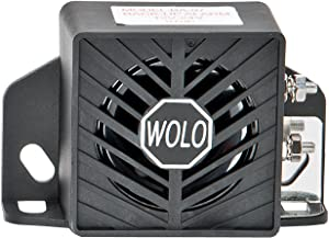 Wolo (BA-97) Pro-Tec Heavy-Duty Back-Up Alarm