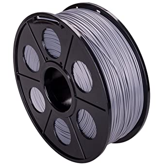 MERITON 3d impresora filamento ABS 1.75 mm 1 kg con bobina rollo ...