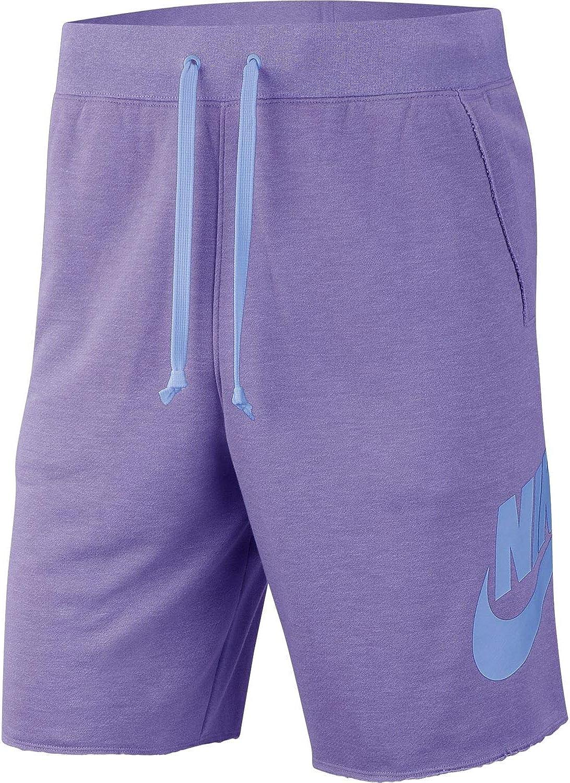 Nike Mens Alumni Fleece Sweat Shorts