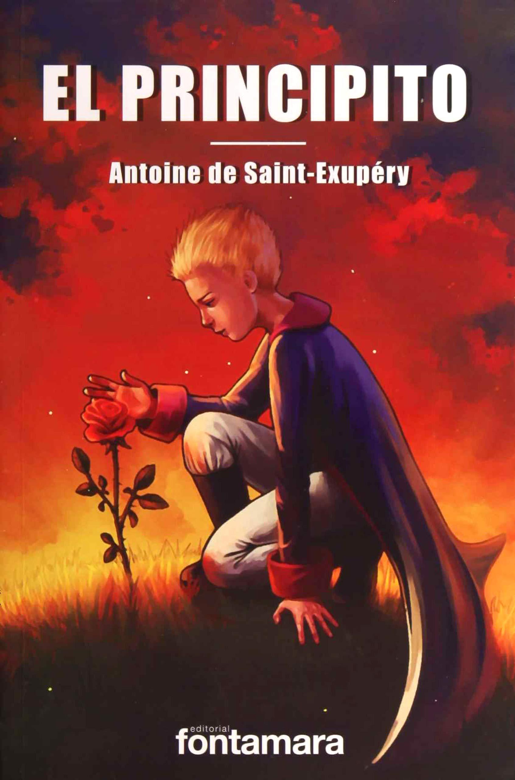 El Principito: Amazon.es: Antoine De Saint-Exupéry, Pedro Gómez ...