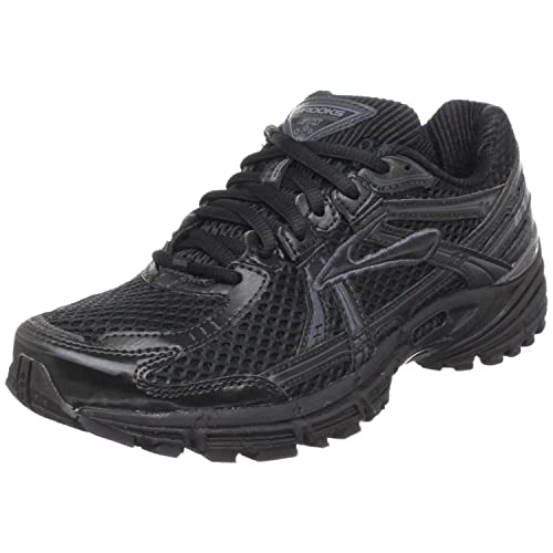 e7291d6c0a354 Brooks Women s Wm Brooks Adrenaline Gts 11 Black Trainer 1200821B090 ...