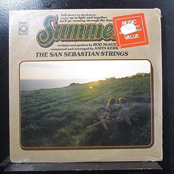 Amazon.com: The San Sebastian Strings - Summer - Lp Vinyl ...