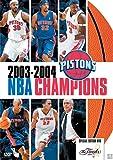 デトロイト・ピストンズ / 2003-2004 NBA CHAMPIONS 特別版 [DVD]