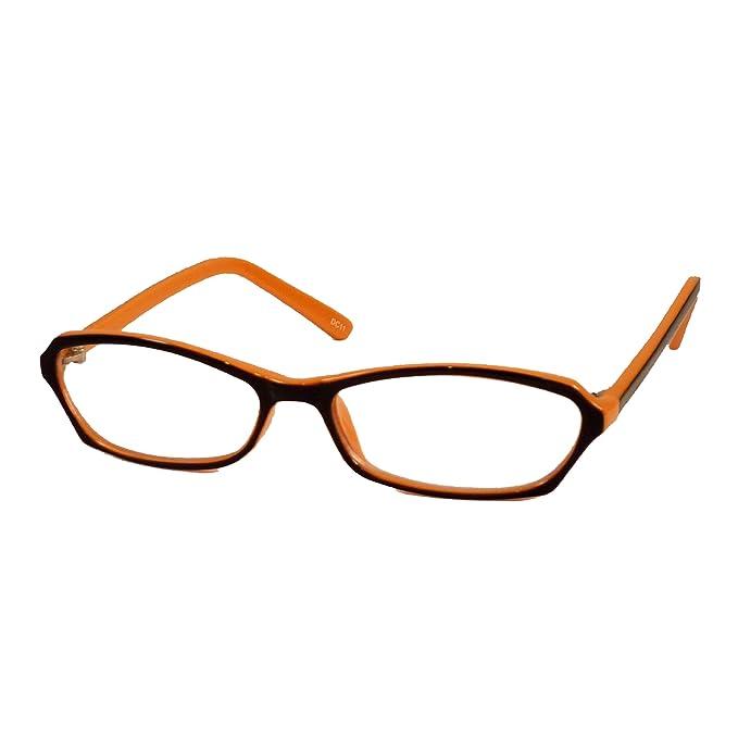 376c644765 Amazon.com  ITALY Design Women Cat Eye Style Frame Clear Lens Eye ...