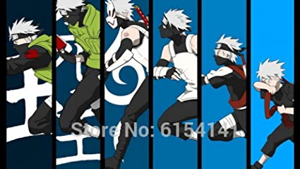 Amazon.com: Anime family 207 Naruto - Uzumaki NINJA Fighting ...
