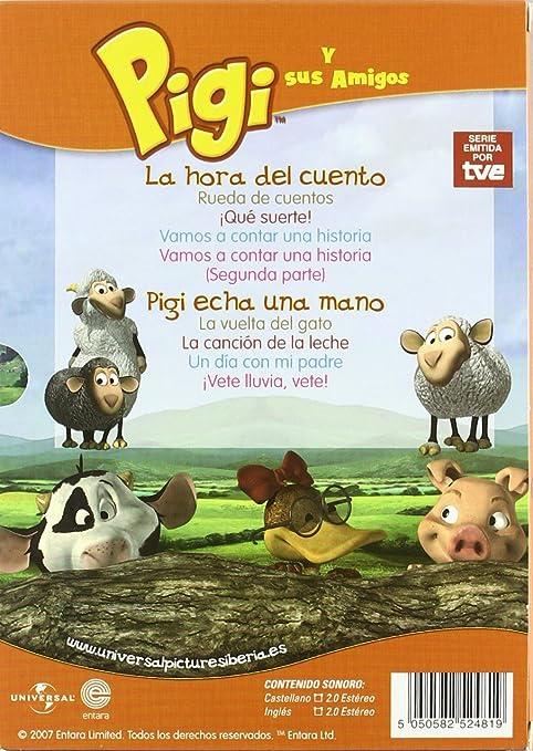 Amazon.com: Pack 4: Pigi Y Sus Amigos (Import Movie) (European Format - Zone 2) (2007) Varios; John Over: Movies & TV