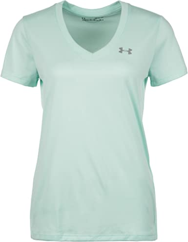 TALLA L. Under Armour Tech Ssv - Solid Camiseta Mujer