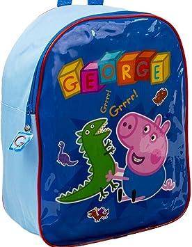 Infant Backpack Peppa Pig Kids Boys Girls School Rucksack Backpack Bag