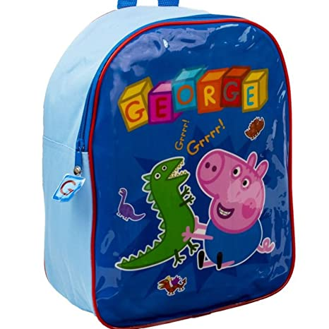 0af571914e Peppa Pig , Zainetto per bambini Blu blu: Amazon.it: Valigeria